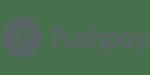 Pushpay logo